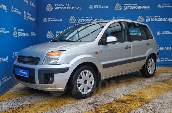Ford Fusion, 2007 год, 209 000 руб.