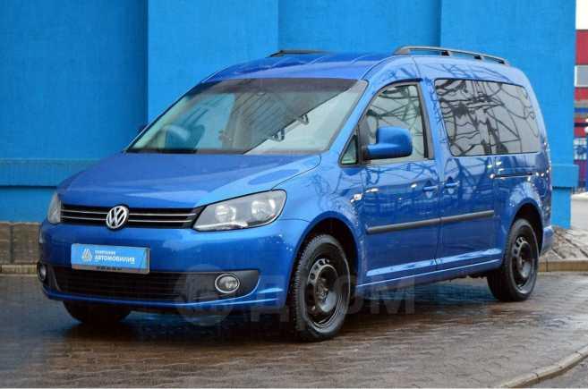 Volkswagen Caddy, 2013 год, 829 000 руб.