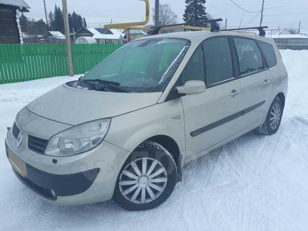 Renault Grand Scenic, 2006 год, 350 000 руб.