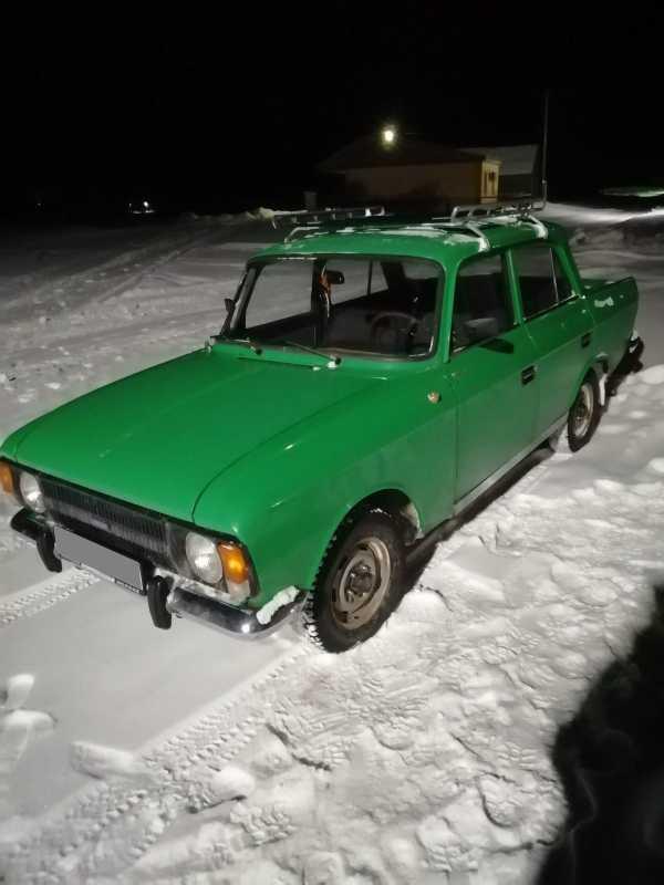 Москвич 412, 1991 год, 50 000 руб.