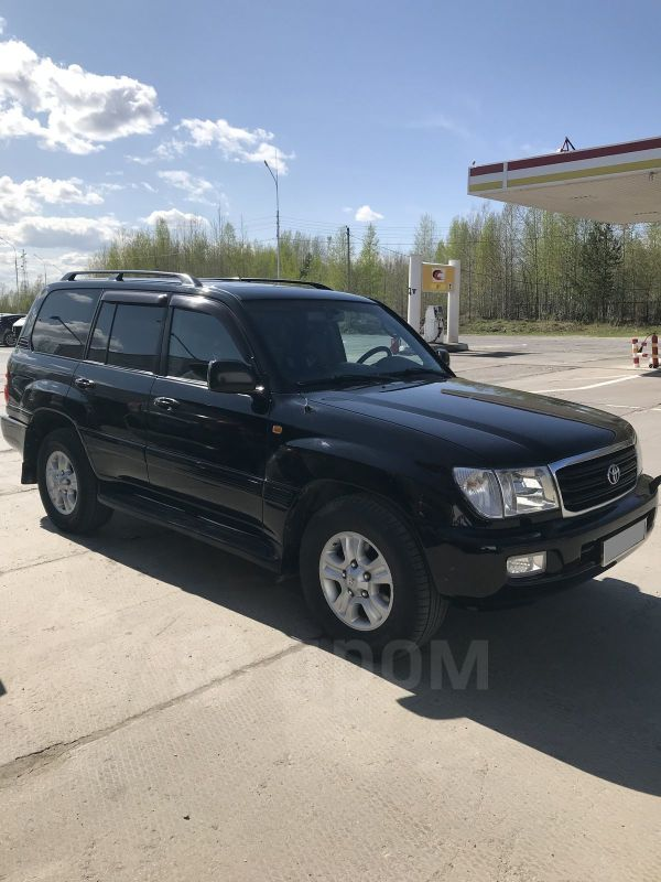 Toyota Land Cruiser, 2005 год, 1 170 000 руб.