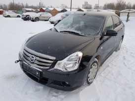 Архангельск Nissan Almera 2016