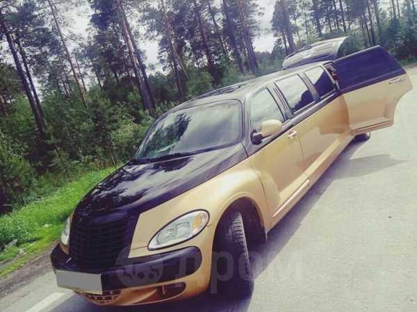Chrysler PT Cruiser, 2001 год, 699 000 руб.