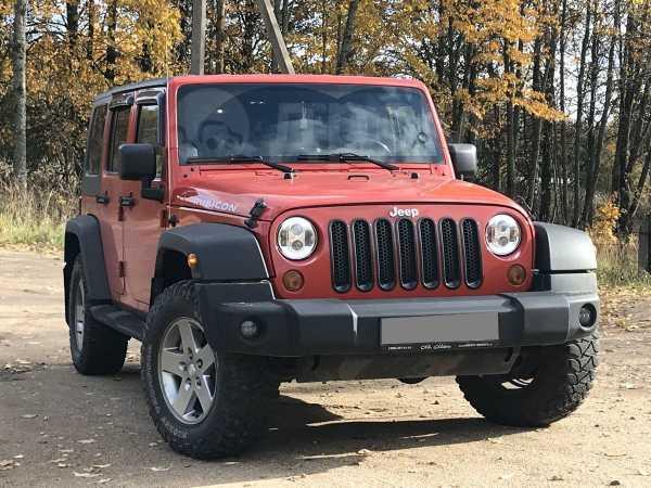 Jeep Wrangler, 2010 год, 1 750 000 руб.
