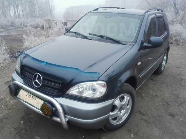 Mercedes-Benz M-Class, 1999 год, 390 000 руб.