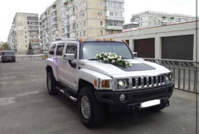 Hummer H3, 2007 год, 1 150 000 руб.