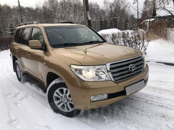 Toyota Land Cruiser, 2008 год, 1 510 000 руб.