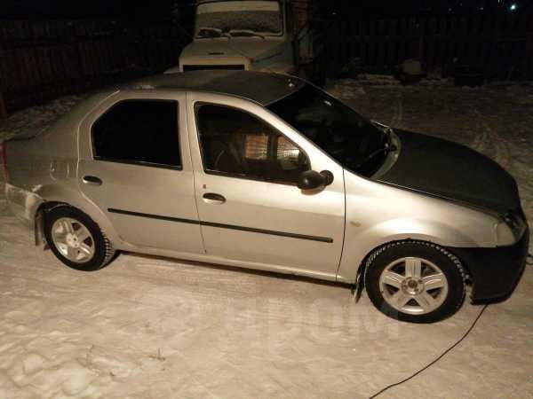 Renault Logan, 2006 год, 105 000 руб.
