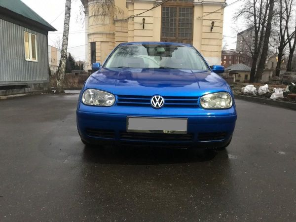 Volkswagen Golf, 2000 год, 210 000 руб.