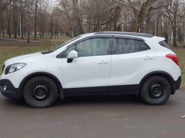 Opel Mokka, 2015 год, 780 000 руб.