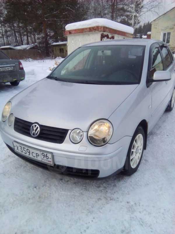 Volkswagen Polo, 2004 год, 205 000 руб.