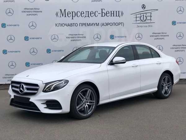 Mercedes-Benz E-Class, 2019 год, 3 460 000 руб.