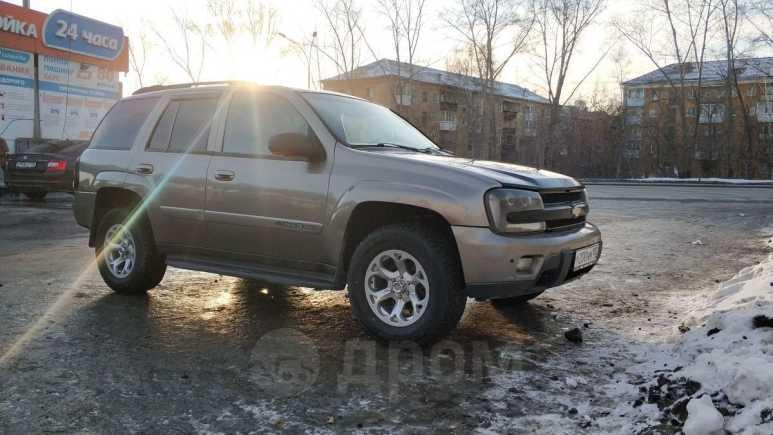 Chevrolet TrailBlazer, 2001 год, 450 000 руб.
