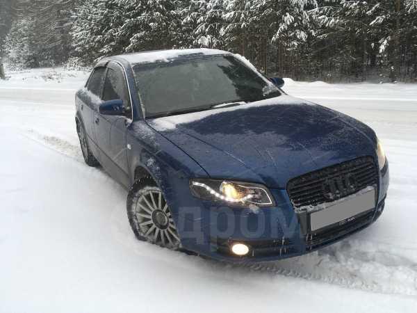Audi A4, 2006 год, 580 000 руб.