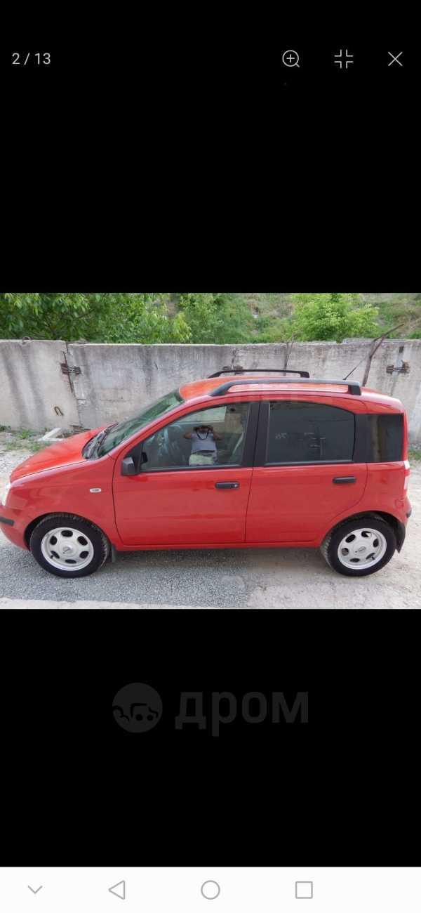Fiat Panda, 2006 год, 230 000 руб.