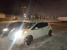 Тверь Nissan Leaf 2016