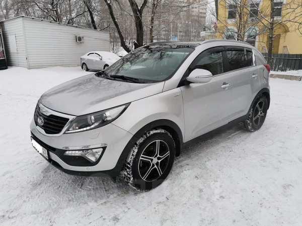 Kia Sportage, 2013 год, 860 000 руб.
