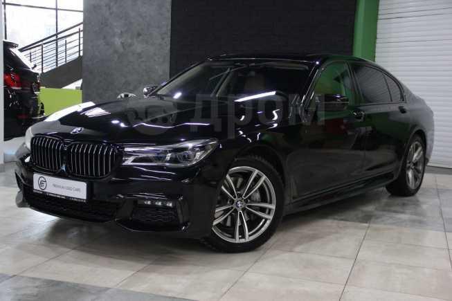 BMW 7-Series, 2017 год, 4 490 000 руб.