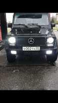 Mercedes-Benz G-Class, 1998 год, 980 000 руб.