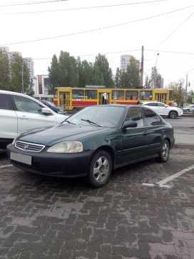 Барнаул Civic Ferio 1999