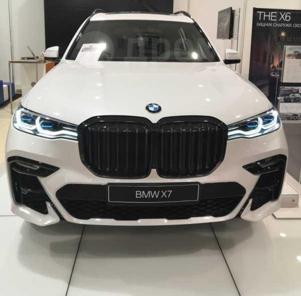 BMW X7, 2019 год, 6 670 000 руб.