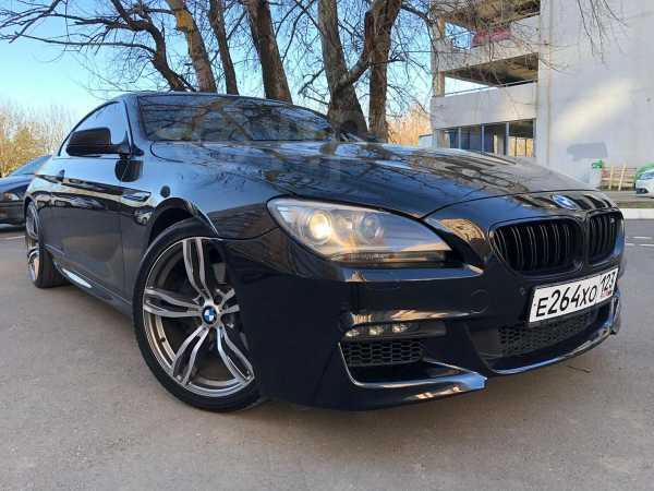 BMW 6-Series, 2011 год, 1 400 000 руб.