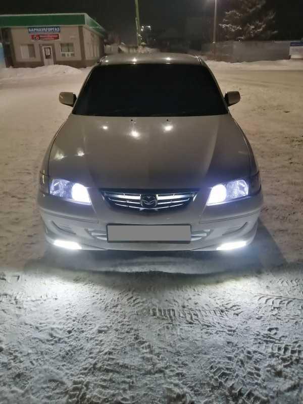 Mazda Capella, 2001 год, 251 000 руб.