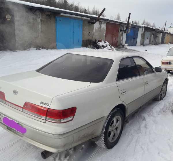 Toyota Mark II, 1999 год, 190 000 руб.