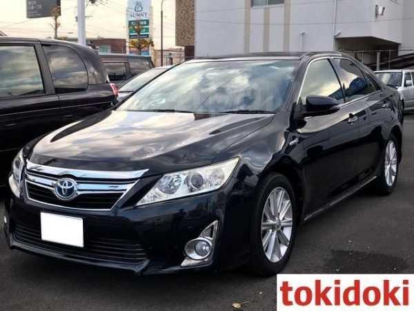 Toyota Camry, 2012 год, 430 000 руб.