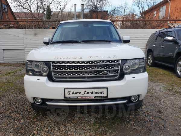 Land Rover Range Rover, 2012 год, 1 350 000 руб.
