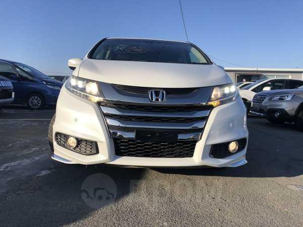 Honda Odyssey, 2016 год, 1 200 000 руб.