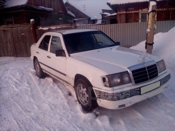 Mercedes-Benz E-Class, 1986 год, 55 000 руб.