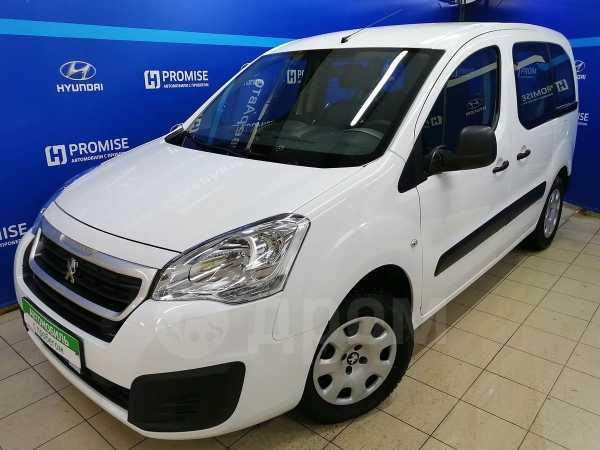 Peugeot Partner, 2017 год, 700 000 руб.