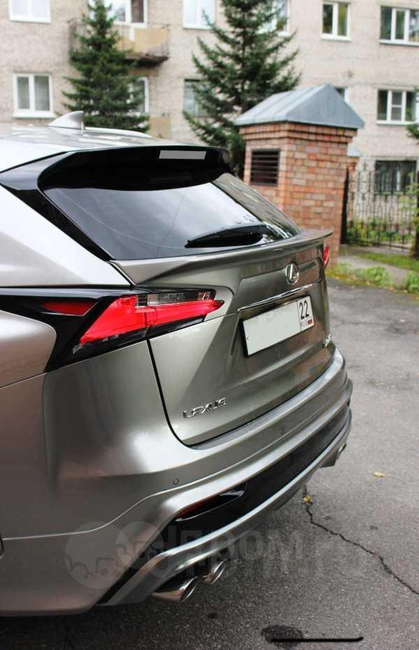 Lexus NX200t, 2015 год, 2 400 000 руб.