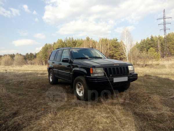 Jeep Grand Cherokee, 1994 год, 255 000 руб.