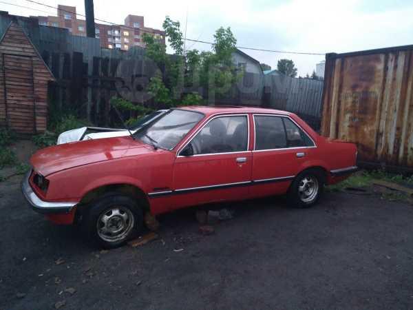 Opel Rekord, 1986 год, 65 000 руб.