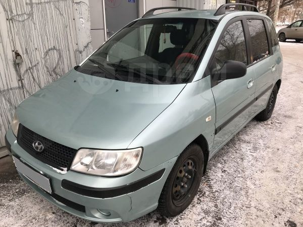 Hyundai Matrix, 2005 год, 150 000 руб.