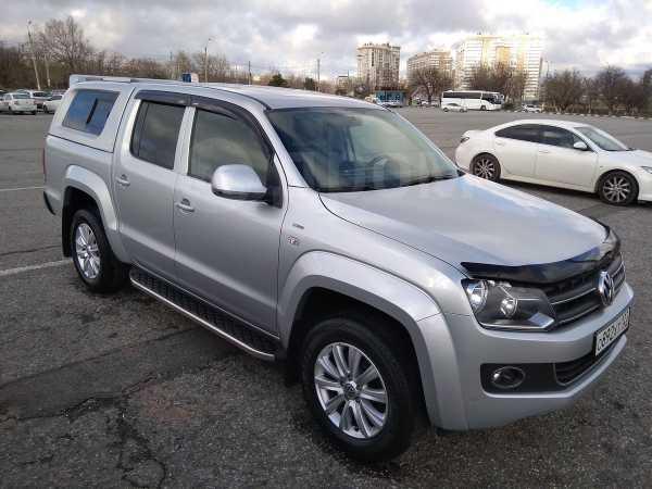 Volkswagen Amarok, 2014 год, 1 270 000 руб.