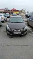 Hyundai Solaris, 2014 год, 460 000 руб.