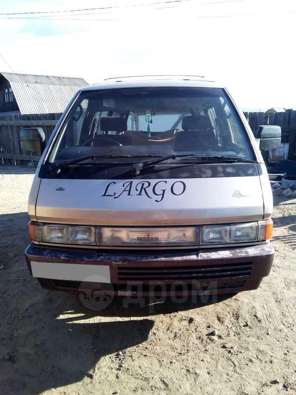 Nissan Largo, 1990 год, 120 000 руб.