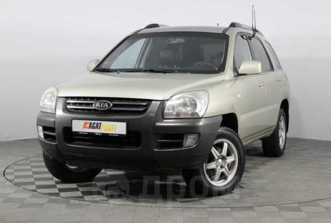 Kia Sportage, 2006 год, 390 000 руб.