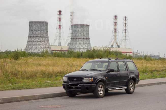 Ford Explorer, 2000 год, 35 000 руб.