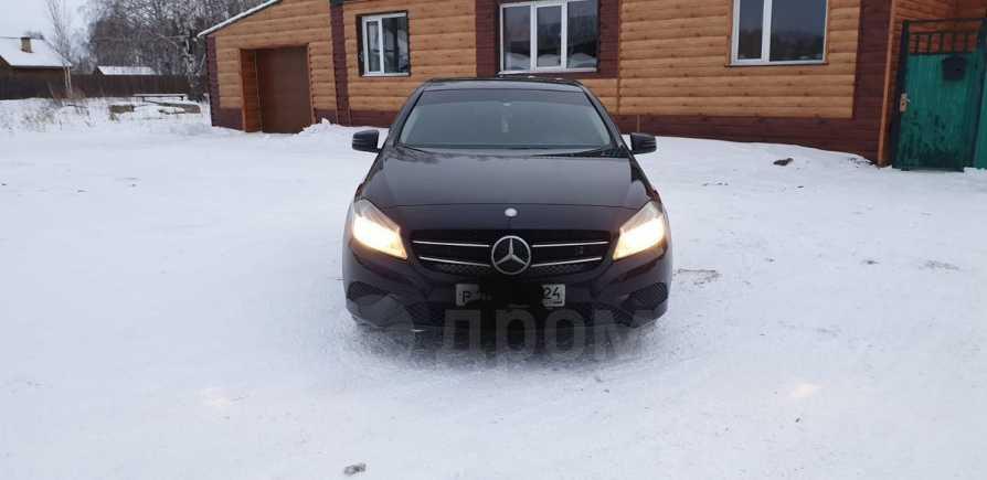 Mercedes-Benz A-Class, 2013 год, 740 000 руб.
