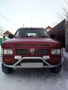 Новосибирск Terrano 1991
