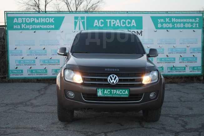 Volkswagen Amarok, 2014 год, 1 375 000 руб.
