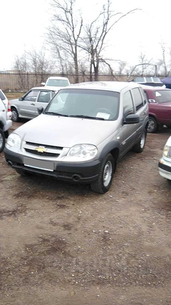 Chevrolet Niva, 2016 год, 465 000 руб.
