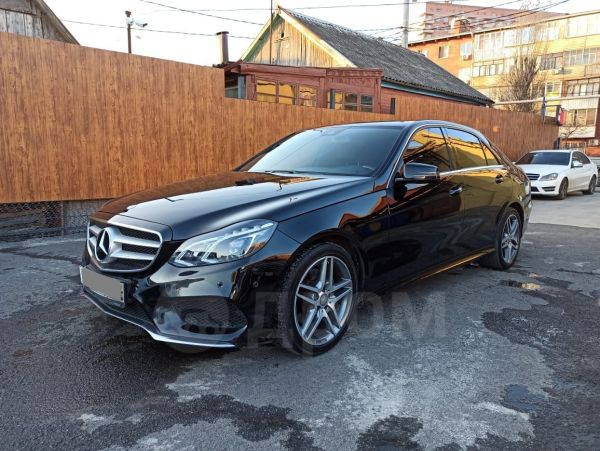 Mercedes-Benz E-Class, 2015 год, 1 370 000 руб.
