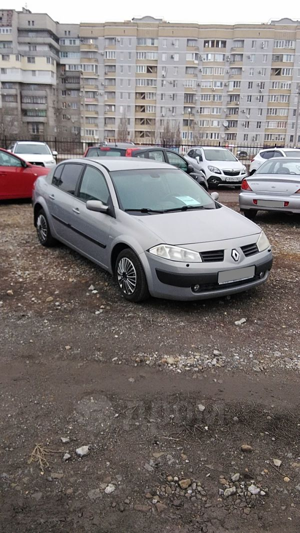 Renault Megane, 2004 год, 245 000 руб.