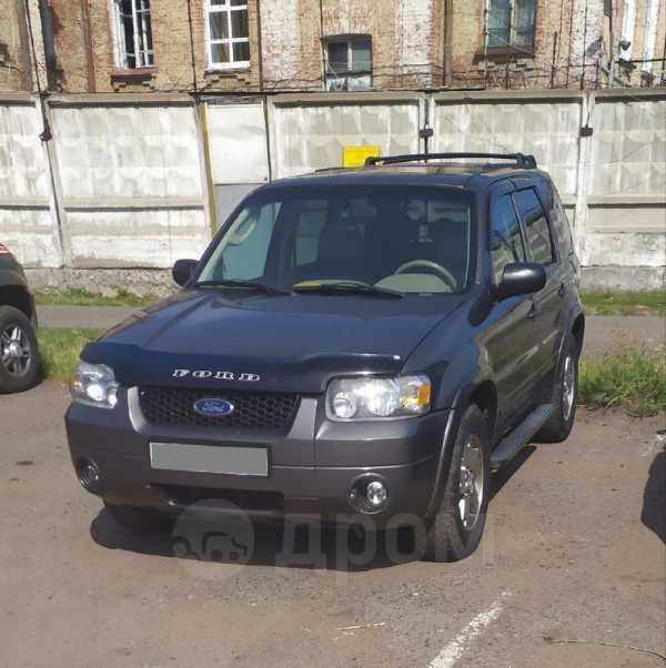 Ford Escape, 2004 год, 460 000 руб.