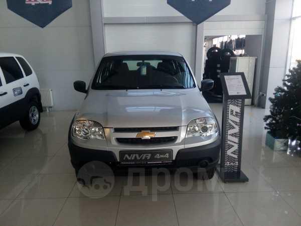 Chevrolet Niva, 2019 год, 637 000 руб.
